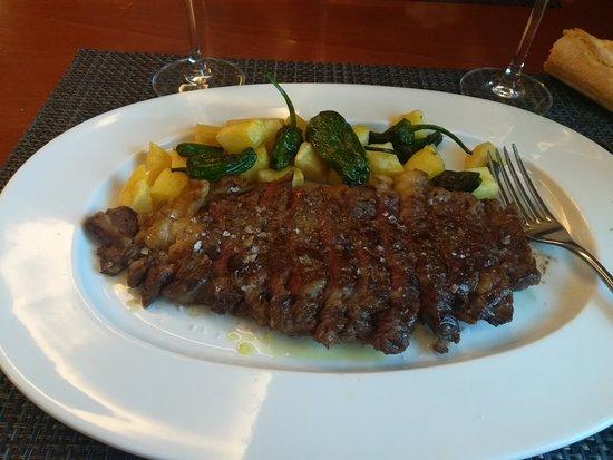 imagen La Lanzada Cocina Gallega en Madrid