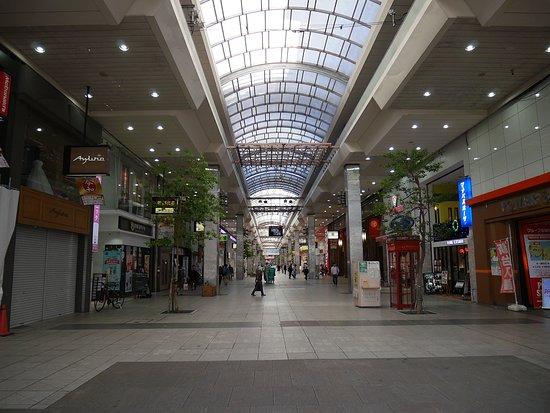 Okaido Shopping Street: 商店街