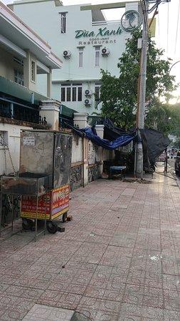 Улицы северного района Нячанга
