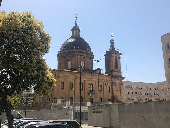 Iglesia de San Fernando de Torrero