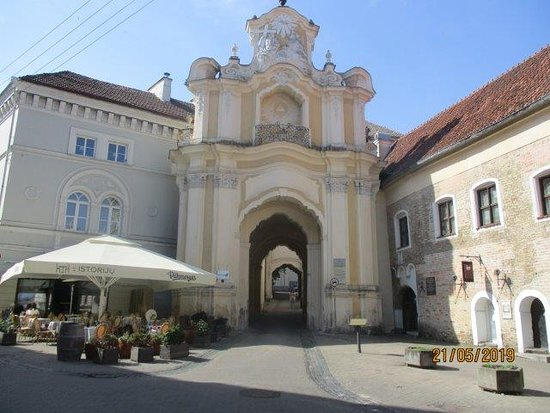 Holy Trinity Church and Basilian Gate