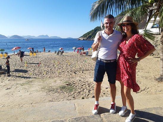 France-Rio: Visite du Pain de Sucre