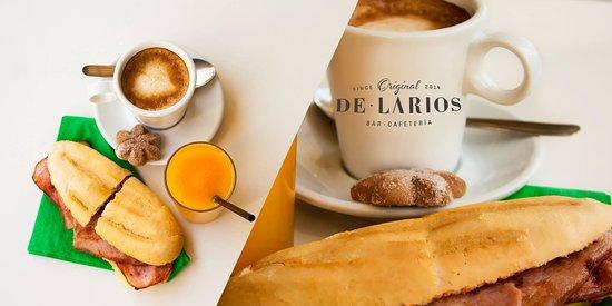 DeLarios: Desayuno