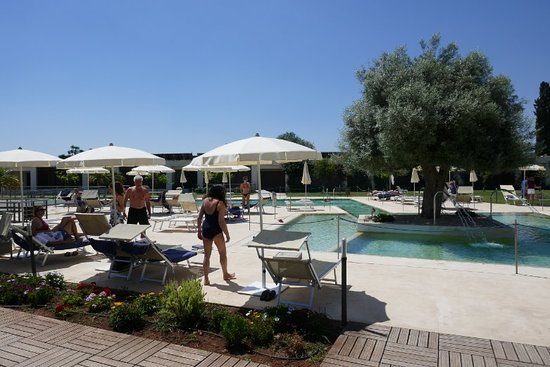 """I Monasteri Golf & SPA Resort: Lazy sunny afternoon- listening """"You Really got Me"""" by MonaLisa Tawins"""
