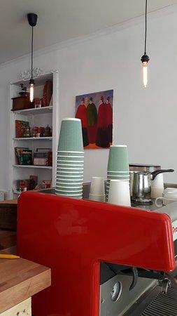 кофемашина итальянская ретро
