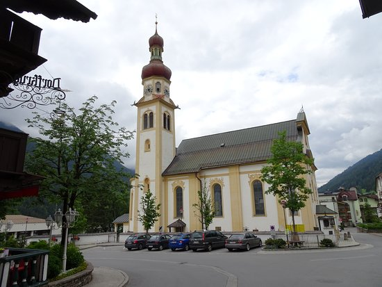 Pfarrkirche Fulpmes