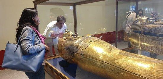Visit to an ancient era