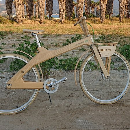 ‪KOS WOODEN BIKE TOURS by coco-mat.bike‬
