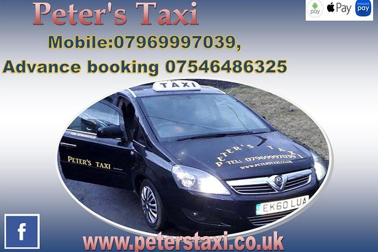peters taxi