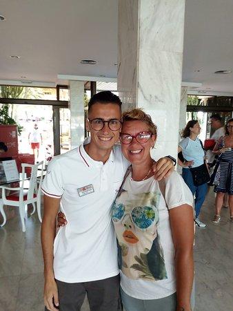 Y love Fabrizio