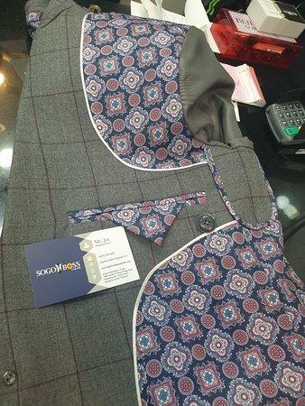 Workmenship from Master cut bespoke tailort bespoke tailor