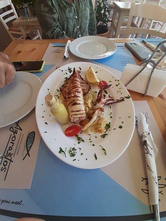 Agorastos Taverna Resmi