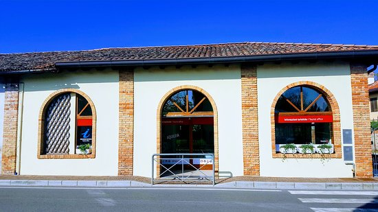 Infopoint Aquileia- nuova sede- Via Giulia Augusta,11