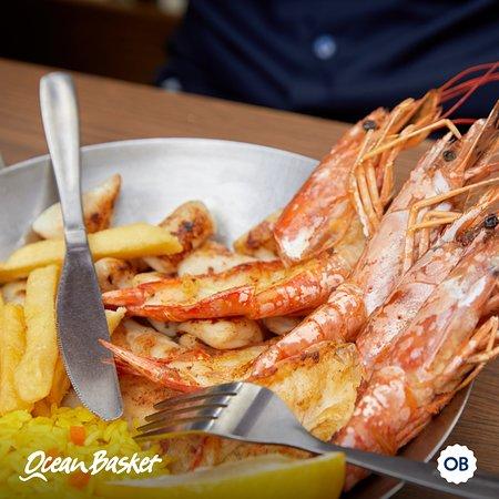 Ocean Basket Hermanus: IMG