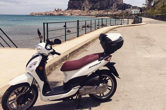 Rentals Scooters Cefalù