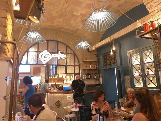 Ristorante Grekos Taste the Myth: Εξαιρετικό ελληνικό φαγητό !