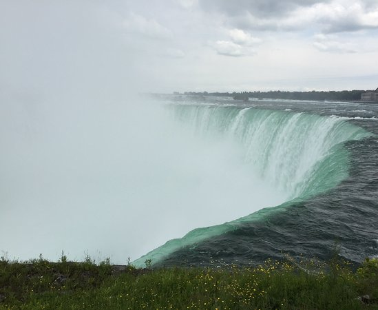 ‪‪Luxury Small-Group Niagara Falls Day Tour from Toronto with Hornblower Cruise‬: Horseshoe Falls‬
