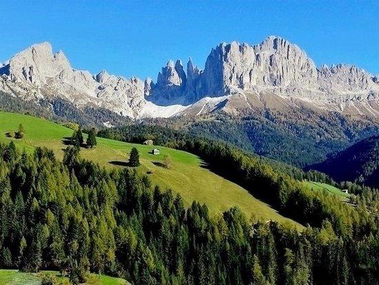 Gruppo Dolomitico Sciliar-Catinaccio, Latemar - UNESCO