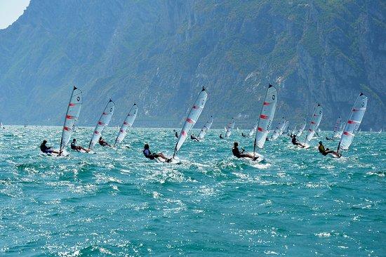The kingdom of windsurfing
