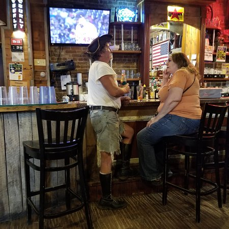 Waverly, MN: The Uptown Bar & Grill is for everyone. Even pirates feel right at home here.