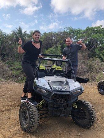Excursión de un día desde Puerto Vallarta: Aventura en UTV en Punta Mita y Sayulita: Woohoo!!!