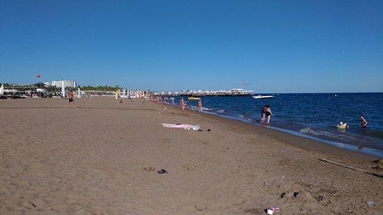 Kadriye, تركيا: Kadriye Beach Park Plaj-Belek Serik Antalya