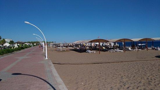 Kadriye, تركيا: Belek-Serik Antalya.Kadriye Beach Plaj'ı