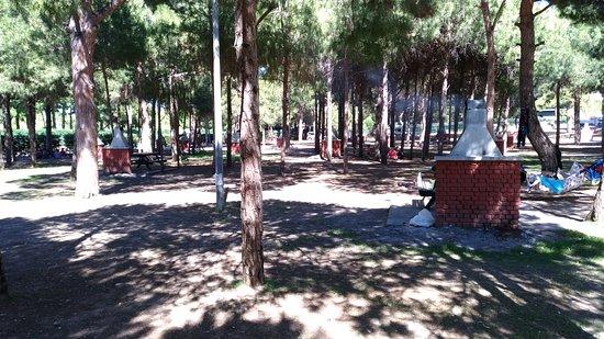 אנטליה, טורקיה: Kadriye Beach Park-Serik