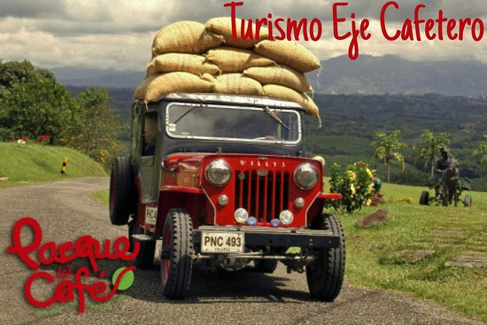 Jeep Willys Quindío