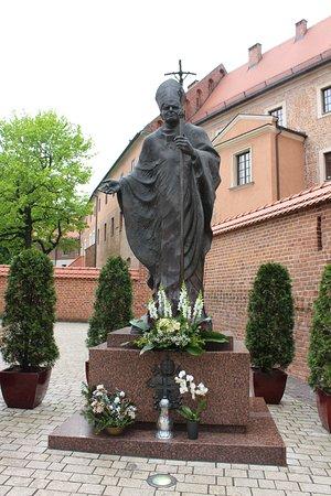 Wawel Royal Castle: Pope John Paul II