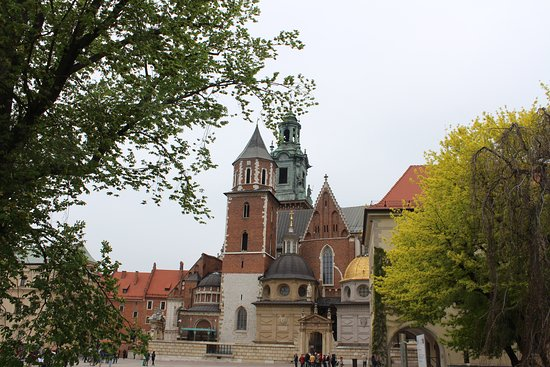 Wawel Royal Castle: The Cathedral