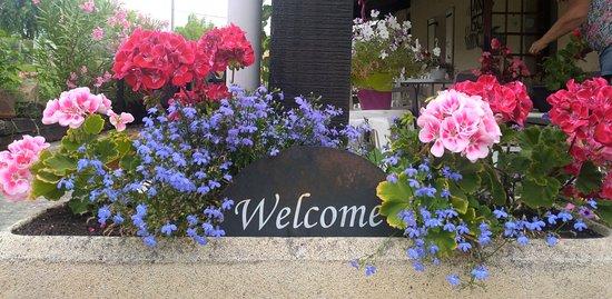 Lévignac-de-Guyenne, France : Welcome