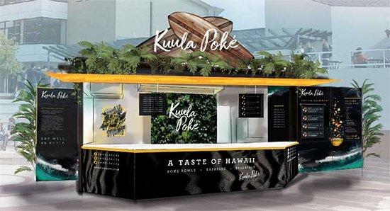 Kuula Poke: The Kuula Poké trailer - a taste of Hawaii at your special celebrations