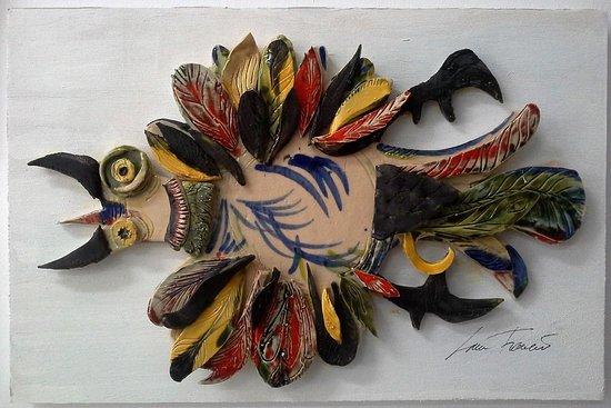 Atelier de Ceramica em Cascais, Portugal