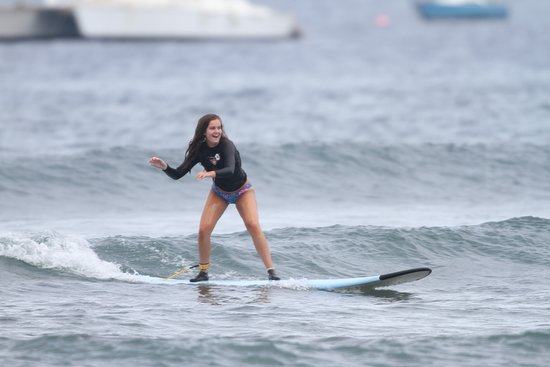Group Surf Lesson in Lahaina: Highlight of the trip
