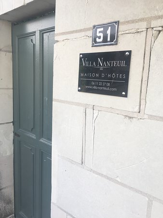 Villa NANTEUIL