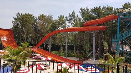 Maxx Royal Belek Golf & Spa: The waterpark