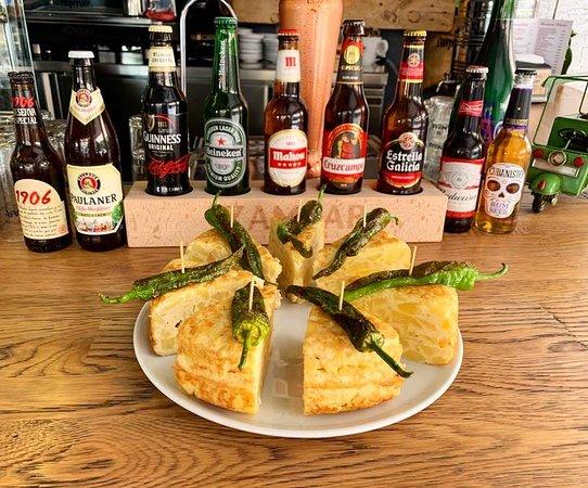 La taperia ohlala: Pincho de tortilla casero