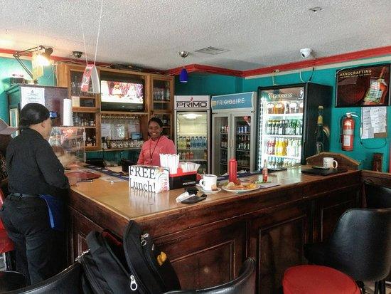 Beverley's Kitchen: The Bar