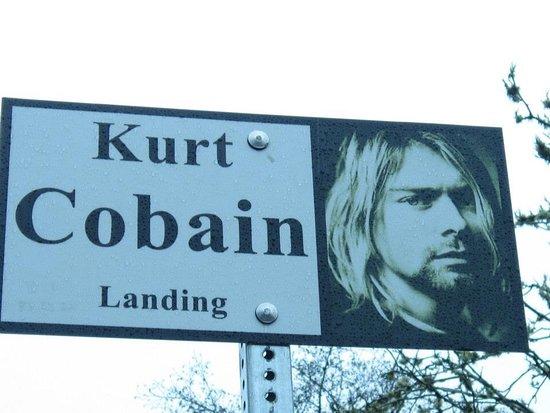 Kurt Cobain Memorial Park