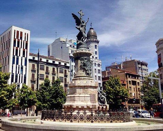 Monumento a los Martires de la Religion y de la Patria