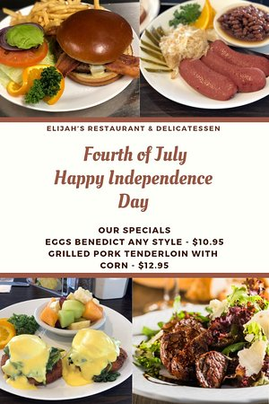 4th of July! Let's celebrate together!