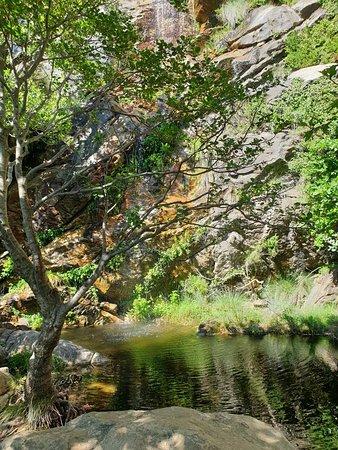 Keramoti, Yunanistan: Routsouna's Waterfall