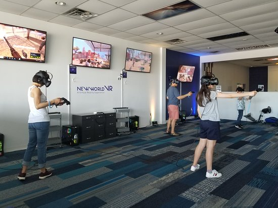 New World VR