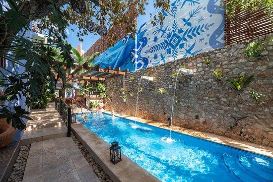 Bar - Picture of Le Muuch Hotel, Valladolid - Tripadvisor