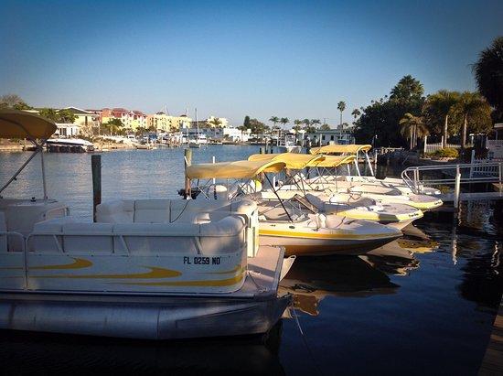 Treasure Island Boat Rentals
