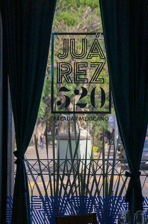 Juarez 520: Juarez 520 Paladar Mexicano