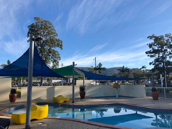 The Clog Barn: the pool