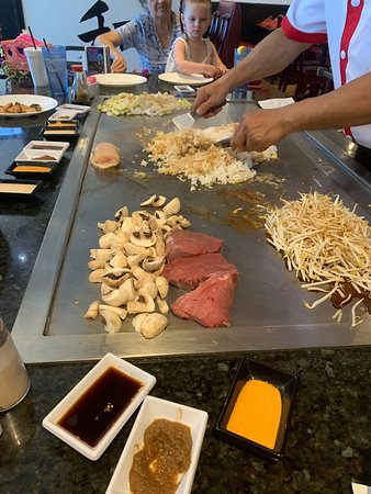 Ichiban Japanese Steak House