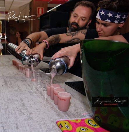 Jorquiria Lounge Beer & Cocktail